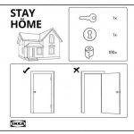 IKEA objavila kreativne instrukcije o tome šta raditi tokom pandemije koronavirusa