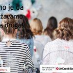POVODOM DANA ŽENA Dame iz UniCredit Bank Banja Luka podržale nekoliko ženskih udruženja širom Srpske