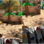"""Britanka napravila """"plažu"""" u vrtu za svoju porodicu, najviše uživaju djeca"""