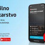 UniCredit mbank – aplikacija za jednostavna i brza plaćanja vodi računa o potrošnji klijenata