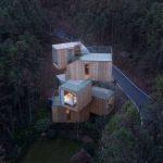 Kuće izgrađene na nevjerovatnim lokacijama