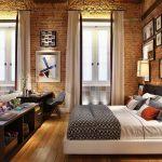 Zidovi od cigle, rustikalni štih u vašem domu