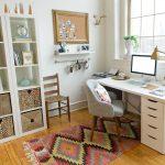 Ovi kućni uredi inspirisaće vas da i vi svoj radni prostor pretvorite u produktivno i chic mjesto za rad