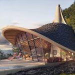 Ovo jedinstveno odmaralište u Japanu dizajnirano je pomoću algoritma