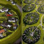 """Zadivljujući """"Vrtni grad"""": mjesto brojnih zajednica smještenih u jedinstvenom kružnom rasporedu"""