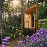 U šumi slovenske Toskane postoji selo od 5 drvenih kućica