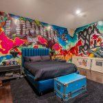 Grafitima osvježite životni prostor: Urbana kultura u sobi
