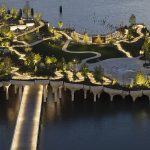 Impresivni park na vodi LITTLE ISLAND otvoren je Njujorku