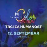 Infinity Color Fun Run u Banjaluci: Budite šareni i humani