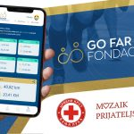"""Humanost na djelu: GO FAR Fondacija pomaže """"Mozaik"""" i Crveni krst"""