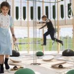 EcoLogicStudio koristi alge za pročišćavanje vazduha unutar zatvorenog igrališta za djecu