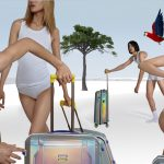 """""""HAVE A REST"""" – Holografski pametni kofer izrađen od recikliranih plastičnih boca"""