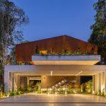 Pasivna kuća u predivnom tropskom okruženju