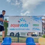 """DRUŠTVENO ODGOVORNA KOMPANIJA: """"AQUA tim"""" podržao brojna sportska takmičenja"""