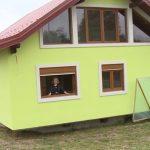 Pogledajte rotirajuću kuću iz Srbca