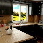 "Prirodni ""BX Kamen"" za veličanstven izgled vaše kuhinje"