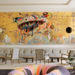 Istražite divlje maštovit stan kolekcionara avanturističkih umjetnina u Parizu