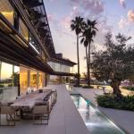 Vila SOLITARE  vrijedna 76 miliona dolara sa podzemnim klubom i kinom na krovu