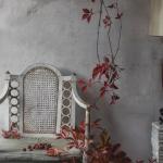 Jesenje lišće kao dekoracija