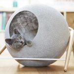 Dizajnerski kreveti za vaše mace