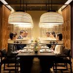 Uživajte u večeri bez maski pod prozirnim fenjerima u Tokiju